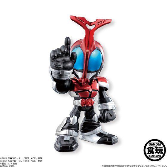 THE 仮面ライダーズ 最速の戦士編(10個入)