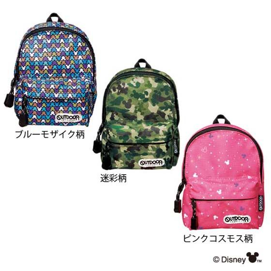 OUTDOOR�@BACKPACK�^�y���P�[�X�@�f�B�Y�j�[