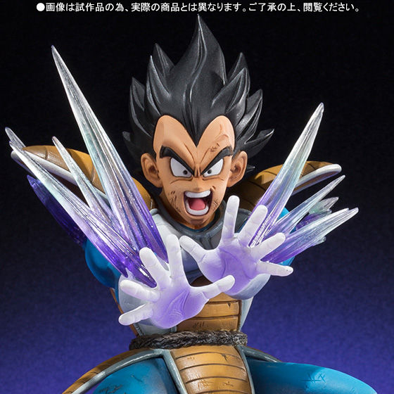 フィギュアーツZERO ベジータ-ギャリック砲-