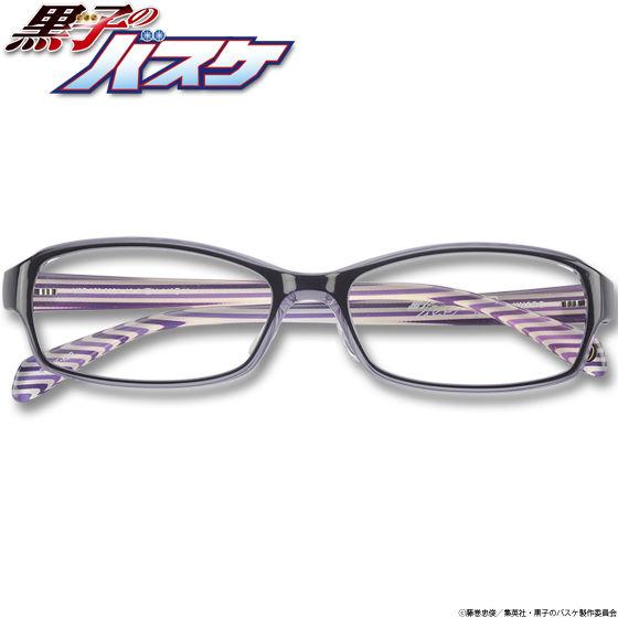 黒子のバスケ×BANDAI×JINS PC パソコン用メガネ第2弾 紫原敦モデル