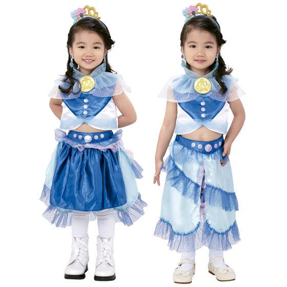 プリンセスプリキュア 変身プリチューム キュアマーメイド2wayドレス