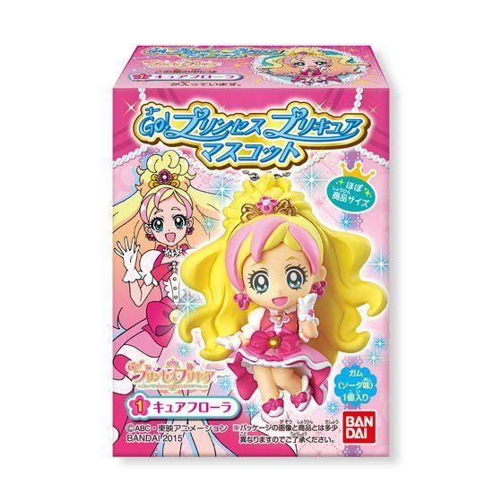 Go!プリンセスプリキュア マスコット(10個入)