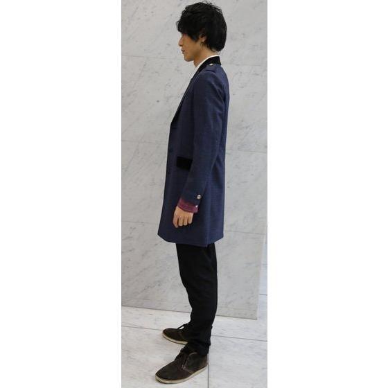 手裏剣戦隊ニンニンジャー アオニンジャー 加藤・クラウド・八雲 チェスターコート