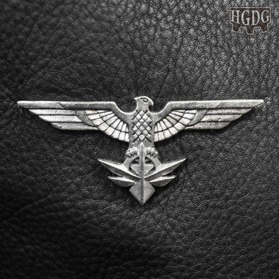 機動戦士ガンダム ハロルズギアDG ジオン軍レザージャケット