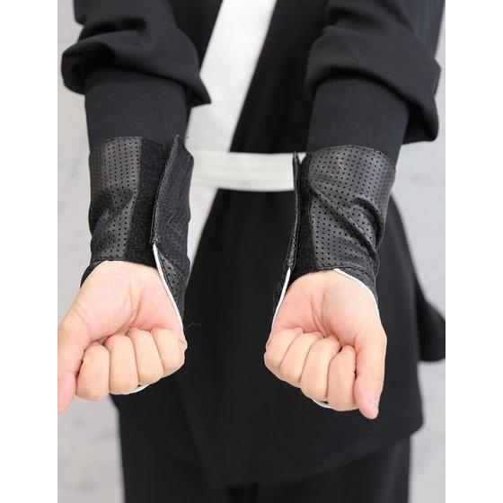 手裏剣戦隊ニンニンジャー 胴着5点セット(上下+帯+タンクトップ+手甲) シロニンジャー