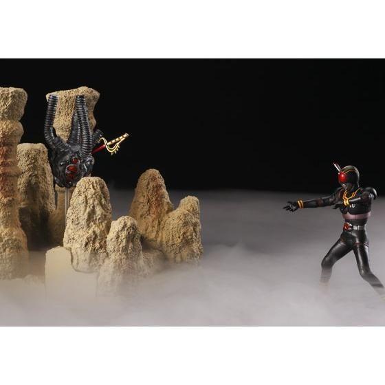 【抽選販売】HGシリーズ 仮面ライダーBLACK&BLACK RX 最終決戦セット