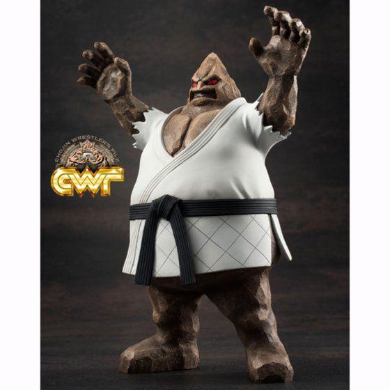 CWF -CHOJIN WRESTLER'S FILE- キン肉マン 「7人の悪魔超人編」