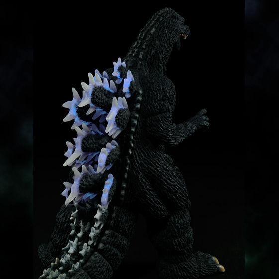 東宝大怪獣シリーズ ゴジラ1989 & ビオランテ 発光Ver.セット プレミアムバンダイ限定版