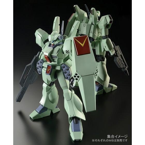 HGUC 1/144 RGM-89M ジェガンBタイプ(F91Ver.)【再販】