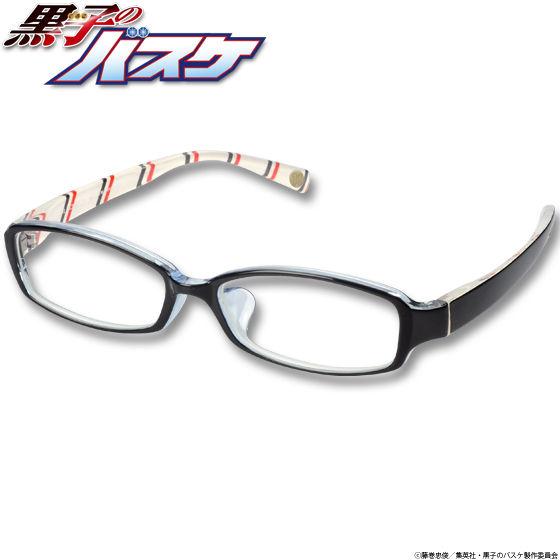 【抽選販売】黒子のバスケ×BANDAI×JINS PC パソコン用メガネ第2弾 黒子テツヤモデル