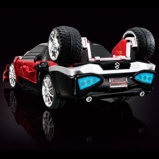 仮面ライダードライブ RCトライドロン タイプスピード フルスロットルバージョン