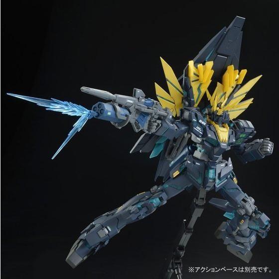 MG 1/100 ユニコーンガンダム2号機 バンシィ・ノルン (最終決戦Ver.)