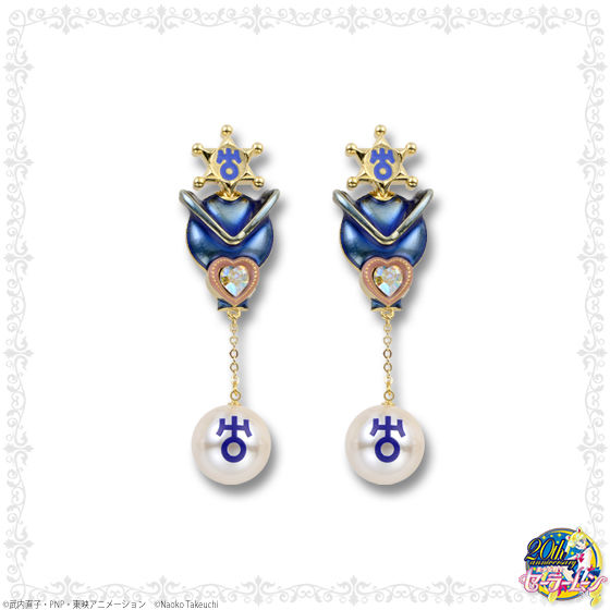 美少女戦士セーラームーン -Crystal make up jewelry-変身ロッドピアス