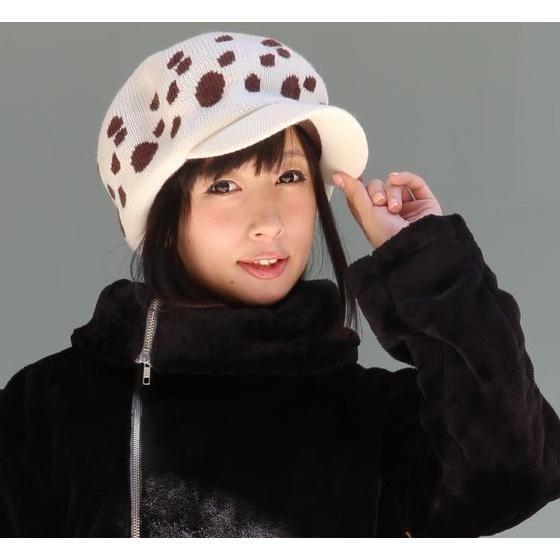 ワンピース トラファルガー・ロー 新世界編 ニットキャスケット 57.5-59.0cm