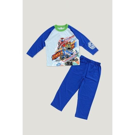 仮面ライダードライブ 着ることもできる!バスタオル付き光るパジャマ