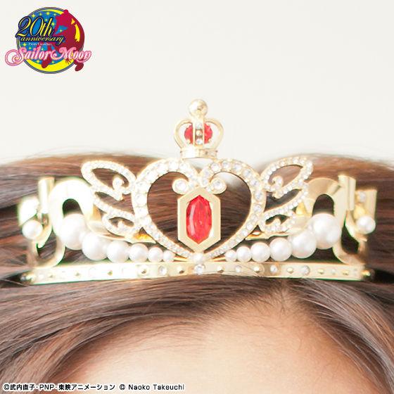 【2015年6月発送】美少女戦士セーラームーン セレニティ・クリスタル・ウエディングティアラ