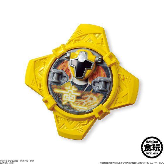 装着回転シリーズ 忍シュリケン01(10個入)