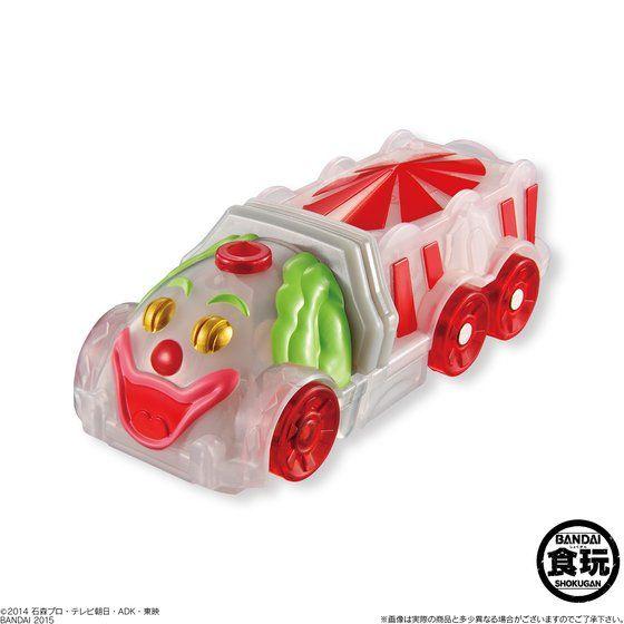 仮面ライダードライブ SGシフトカー6(6個入)
