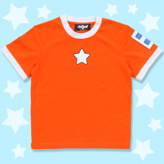 妖怪ウォッチ ケータ柄Tシャツ KIDSサイズ