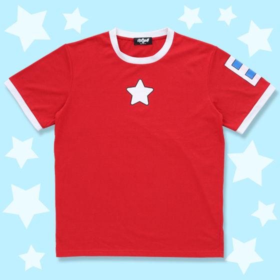 妖怪ウォッチ ケータ柄Tシャツ 大人サイズ