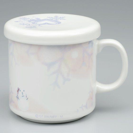 マクロスF 蓋付きマグカップ シェリル in WINTER