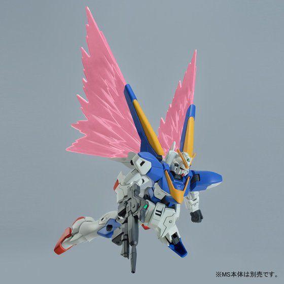 "HGUC 1/144 V2ガンダム用拡張エフェクトユニット""光の翼"""