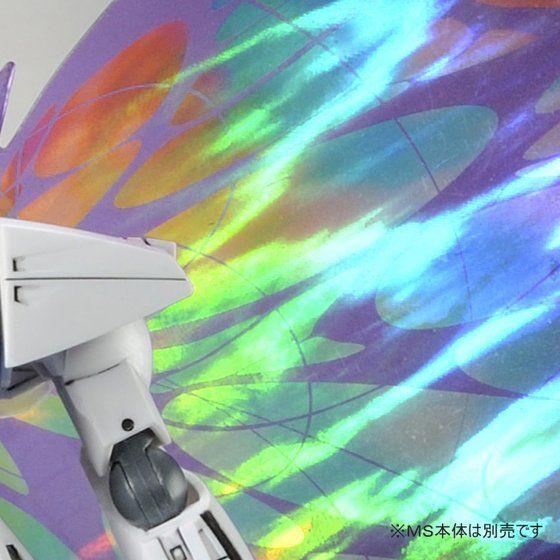 """HGCC 1/144 ターンエーガンダム用 拡張エフェクトユニット""""月光蝶""""【再販】"""