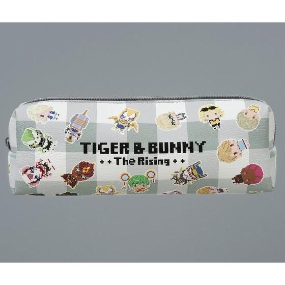 劇場版TIGER & BUNNY The Rising ドットビット ペンケース