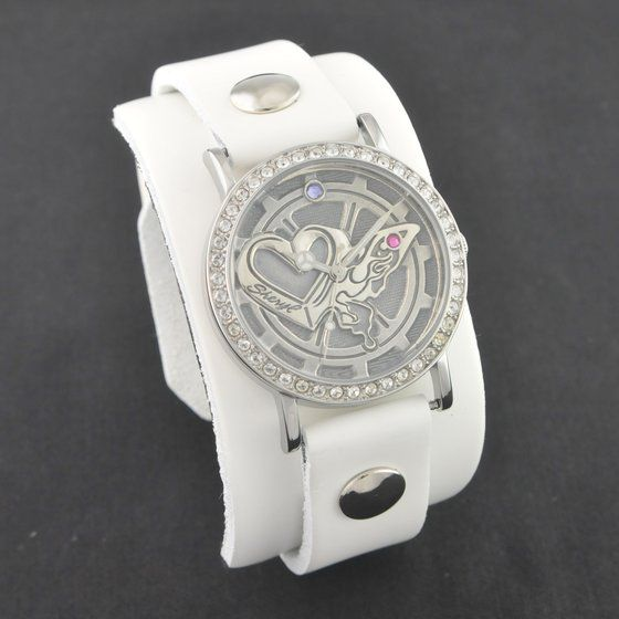 マクロスF×Red Monkey Collaboration Wristwatch シェリルモデル Ladies