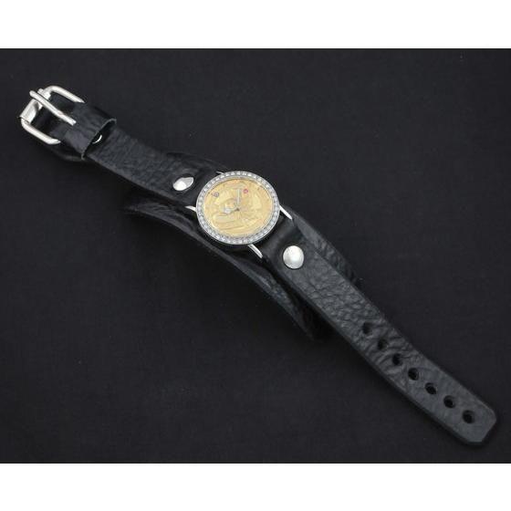 マクロスF×Red Monkey Collaboration Wristwatch シェリルモデル Mens