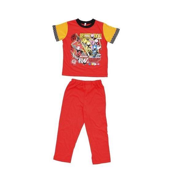 手裏剣戦隊ニンニンジャー玩具付きパジャマ