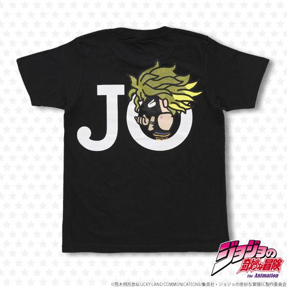 ジョジョの奇妙な冒険×Panson Works JOJO Tシャツ