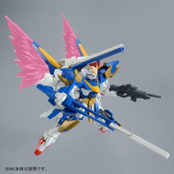 """HGUC 1/144 V2ガンダム用拡張エフェクトユニット""""光の翼""""【3次:2015年7月発送】"""