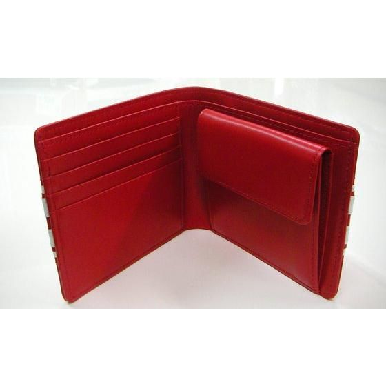 仮面ライダードライブ レザー二つ折り財布