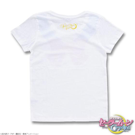 美少女戦士セーラームーンCrystal  なりきりセーラーTシャツ