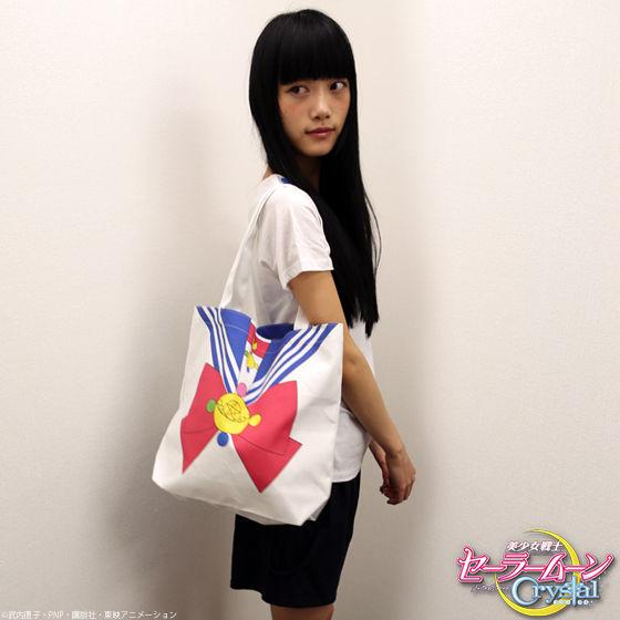 美少女戦士セーラームーンCrystal なりきりセーラートートバッグ