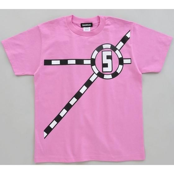 烈車戦隊トッキュウジャー トッキュウ5号 Tシャツ