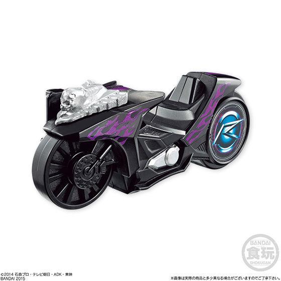 仮面ライダードライブ SGシフトカー7(6個入)