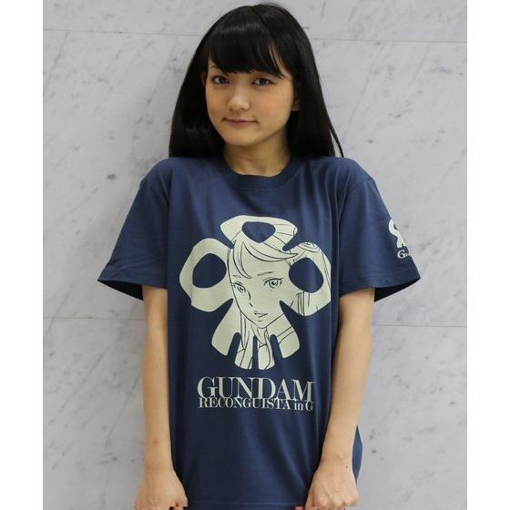 Gのレコンギスタ Tシャツ アイーダ海賊柄