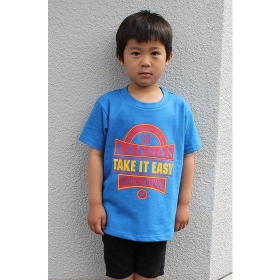 仮面ライダードライブ 詩島剛 カンザスGOTシャツ 子供サイズ