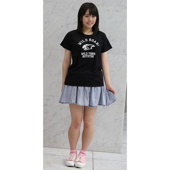 TIGER & BUNNY ロゴTシャツ 虎徹 WILD ROAR!