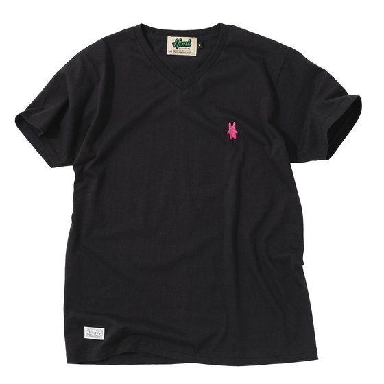 【2次受注】TIGER&BUNNY The Rising HTMLコラボVネックTシャツ