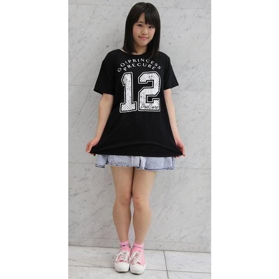 Go!プリンセスプリキュア レディースTシャツ