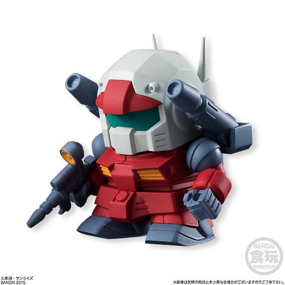 ビルドモデル ガンダム3(10個入)