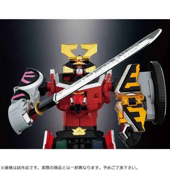 侍戦隊シンケンジャー 超合金 侍合体DXシンケンオー(超合金シンケンオー)