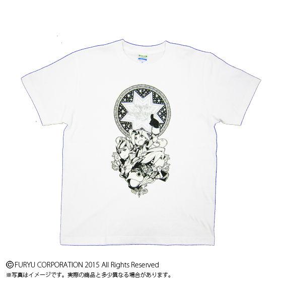 レジェンドオブレガシー ルミネッセンスTシャツ(覚醒柄、星空柄)