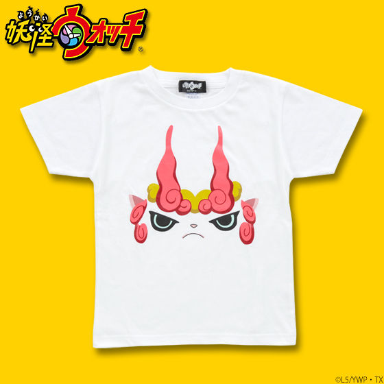 妖怪ウォッチ しゅらコマTシャツ 子供サイズ