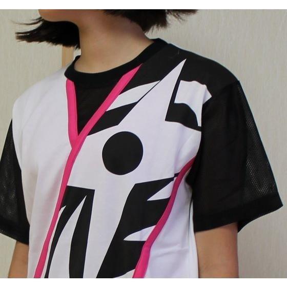 手裏剣戦隊ニンニンジャー シロニンジャー なりきり風Tシャツ