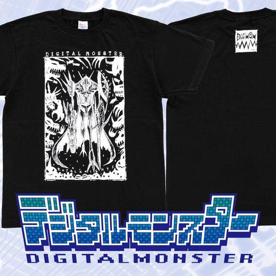 デジタルモンスター オメガモンTシャツ(渡辺けんじ氏デザインver)
