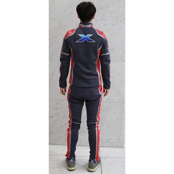 ウルトラマンX 特殊防衛チーム Xio 隊員パンツ